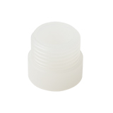 Safety-Adapter, PP, GL40 (female) to GL45 (male), ea.