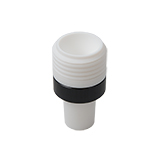 Safety-Adapter, Ground Neck 29/32mm (male) to GL45 (male), ea.