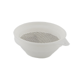 Safety-Funnel-Sieve, PE-HD, for Funnel with Ball Valve, ea.