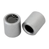 Aluminum Diffusion Cap  with Viton O-Ring, ea.