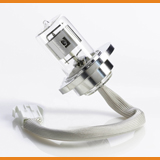 Deuterium Lamp for Shimadzu SPD-10A, SPD-10AV, SPD-10AVvp, SPD-20AV, ea. … (OEM #228-34016-02)