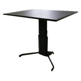 ionDesk 1 Electric Height-Adjustable Table W100 x D80cm, ea.