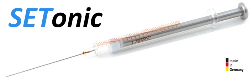 SETonic Headspace Syringes for CTC PAL 3
