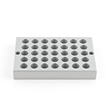 Thomson Filter Vial Rack, 35 holes x 12mm, ea.