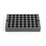 Thomson Filter Vial Rack, 48 holes, ea.
