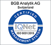 BGB Certified ISO 9001:2015