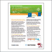Agilent ZORBAX 300SB-C18 Brochure 5990-8124EN