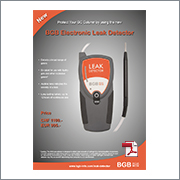 BGB Leak Detector 33333 Flyer