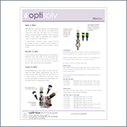 Optimize opti-solv Brochure