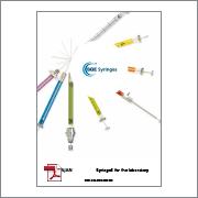 Trajan Syringes Brochure