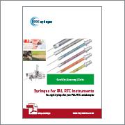 Trajan Syringes for PAL RTC Brochure