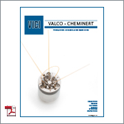 VICI VALCO CHEMINERT Catalog 70 INT 2019