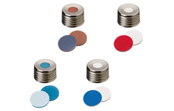 ND18 Magnetic Screw Caps with 8mm Hole