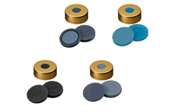 ND20 Magnetic Crimp Caps with 8mm Hole