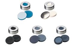 ND20 Aluminum Crimp Caps with 10mm Hole