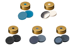 ND20 Magnetic Crimp Caps with 5mm Hole