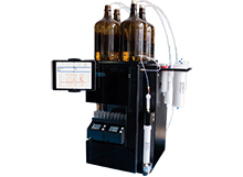 SepaBean Machine (200ml/min, 13.8bar, 2+2 HP binary)