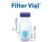 Standard Filter Vial