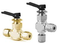 Swagelok® Toggle Valves