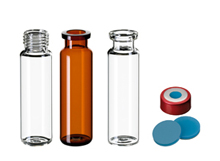 Headspace Vials and Caps