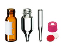ND8 Screw Vials & Accessories