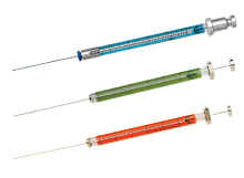 GC and LC Syringes