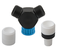 Safety Thread Adapters