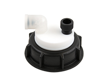 Safety-Caps S60/61 (DIN 60) for Prep HPLC (up to 500ml/min flow)