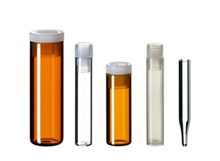 Shell Vials with Caps