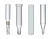 Inserts for Short-Cap and Crimp-Top Vials