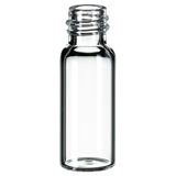 1.5ml Screw Neck Vial 32 x 11.6mm (clear), 8-425, narrow opening, pk.100 - Silanized