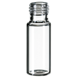 1.5ml Short Thread Vial 32 x 11.6mm (clear), wide opening, pk.100 - Silanized