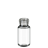 10ml ND18 Headspace Screw Vial (clear), 46 x 22.5mm, rounded bottom, pk.100 (old part number 18091306)