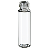 20ml ND18 Headspace Screw Vial (clear), 75.5 x 22.5mm, rounded bottom, pk.100 (old part number 18091307)
