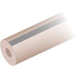 "Tubing, PEEK, Striped Color-Coded (grey), 1/16"" OD x 1.00mm ID, 3m, ea."