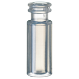 0.7ml PP Crimp/Snap Vial 32 x 11.6mm (clear), pk.100