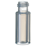 0.7ml PP Short Thread Vial 32 x 11.6mm (clear), pk.100
