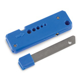"Tubing Cutter, Clean-Cut, Cuts polymeric tubing up to 1/8"" OD, ea."